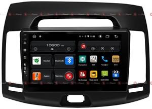 Redpower 61092 для Hyundai Elantra IV (HD) 2006-2011 (черный) на Android 10.0