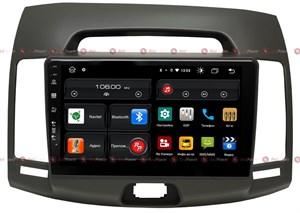 Redpower 61092 для Hyundai Elantra IV (HD) 2006-2011 (серая) на Android 10.0