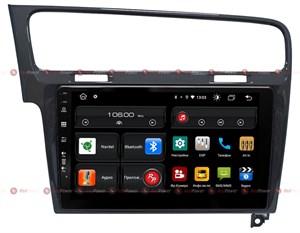 Redpower 61006 для Volkswagen Golf 7 2013-2020 (серый глянец) на Android 10.0