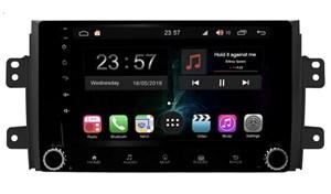Farcar RG124RB (S300)-SIM 4G с DSP для Suzuki SX4 I 2006-2014 на Android 9.0