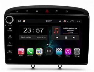 Farcar RG083RB (S300)-SIM 4G с DSP для Peugeot 308 I, 408, RCZ I 2010-2017 на Android 9.0