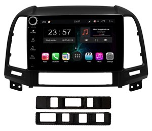 Farcar RG008RB (S300)-SIM 4G с DSP для Hyundai Santa Fe 2006-2012 на Android 9.0