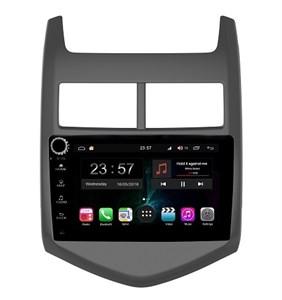 Farcar RG107RB (S300)-SIM 4G с DSP для Chevrolet Aveo 2011+ на Android 9.0