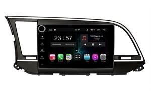 Farcar RG581RB (S300) SIM-4G с DSP для Hyundai Elantra VI (AD) 2016-2019 на Android 9.0