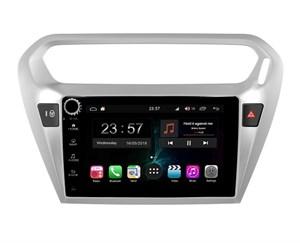 Farcar RG294RB (S300) SIM-4G с DSP для Peugeot 301, Citroen C-Elysee на Android 9.0