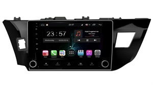 Farcar RG307RB (S300) SIM-4G с DSP для Toyota Corolla XI 2013-2015 на Android 9.0