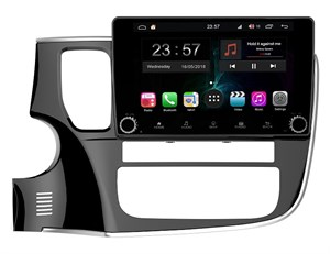 Farcar RG1006RB (S300) SIM-4G с DSP для Mitsubishi Outlander III 2013-2020 на Android 9.0