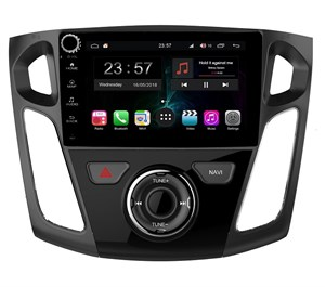 Farcar RG150/501RB (S300) SIM-4G с DSP для Ford Focus III 2011-2018 на Android 9.0