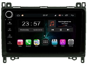 Farcar RG068RB (S300) SIM-4G с DSP для Mercedes-Benz Viano ll (W639) 2006-2014 на Android 9.0