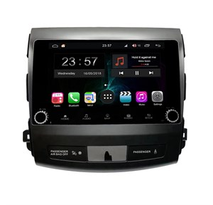 Farcar RG056RB (S300) SIM-4G с DSP для Mitsubishi Outlander XL 2006-2012 на Android 9.0