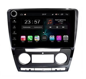 Farcar RG005RB (S300) SIM-4G с DSP для Skoda Octavia II (A5) 2004-2013 на Android 9.0