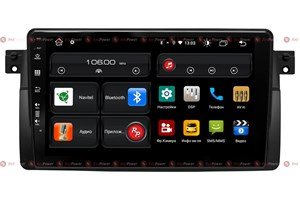 Redpower 61081 для BMW 3 (E46) на Android 10.0
