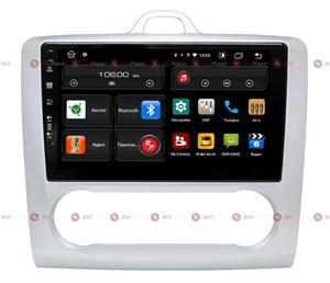 Redpower 61136 для Ford Focus 2 2005-2011 (климат-контроль) на Android 10.0
