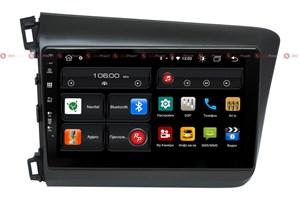Redpower 61132 для Honda Civic 9 (IX) 2012-2015 Sedan на Android 10.0