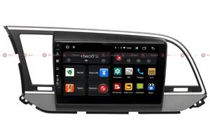 Redpower 61094 для Hyundai Elantra 6, КУЗОВ AD (2015-2019) на Android 10.0
