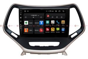 Redpower 61215 для Jeep Cherokee 5 (KL) (2013-2019) на Android 10.0