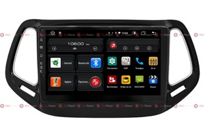 Redpower 61315 для Jeep Cherokee SUV Baujahr 2013+ на Android 10.0