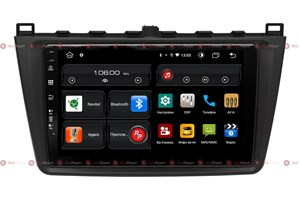 Redpower 61002 для Mazda 6 (2009-2013) на Android 10.0