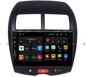 Redpower 61026 для Peugeot 4008 (2012+) на Android 10.0