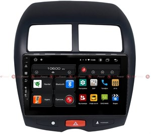 Redpower 61026 для Citroen C4 Aircross 2012+ на Android 10.0
