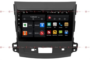 Redpower 61056 для Peugeot 4007 2007-2012 на Android 10.0