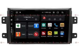 Redpower 61076 для Suzuki SX4 (2006-2009) на Android 10.0