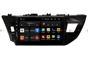 Redpower 61066 для Toyota Corolla (2013-2016) дорестайл на Android 10.0