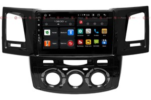 Redpower 61269 для Toyota Fortuner, Hilux (2005-2015) кондиционер на Android 10.0