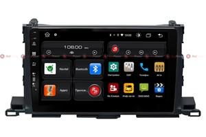 Redpower 61184 для Toyota Highlander (2014+) на Android 10.0