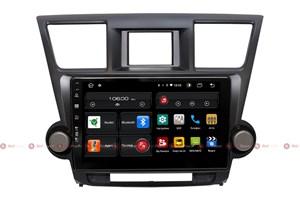 Redpower 61035 для Toyota Highlander II U40 (2007-2013) на Android 10.0