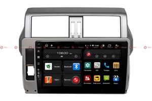 Redpower 61265 для Toyota Land Cruiser Prado 150 (2014-2017) на Android 10.0
