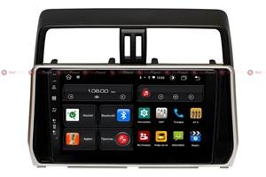 Redpower 61365 для Toyota Land Cruiser Prado 150 (2018+) на Android 10.0