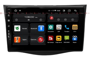 Redpower 61018 для Toyota RAV4 III (XA30)+ Рестайлинг (2006-2013) на Android 10.0