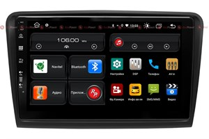 Redpower 61016 для Skoda Superb (2008-2013) на Android 10.0