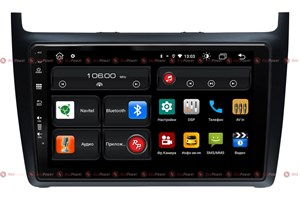 Redpower 61134 для Volkswagen Polo 5, 5 рестайл (2009-2019) на Android 10.0