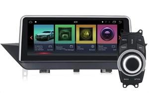 Штатная магнитола Roximo RW-2714 для BMW X1 F48(2016-2017) NBT на Android 9.0
