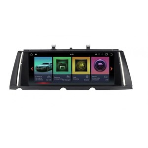 Roximo RW-2709C-2gb для BMW 7 F01 (2009-2012) для CIC на Android 8.1