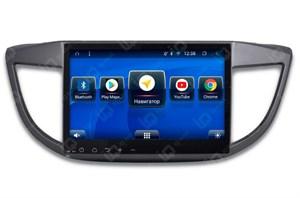 IQ NAVI T58-1507C для Honda CR-V IV (2012-2017) на Android 8.1