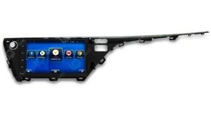 IQ NAVI T58-2931 для Toyota Camry (XV70) (2018+) (для комплектации с монохромным дисплеем) на Android 8.1