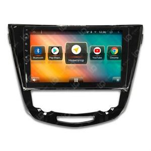 IQ NAVI TS9-2105PFMHD (DSP и 4G-SIM) для Nissan Qashqai (J11) (2014+), X-Trail (T32) (2015+) (для ручного кондиционера) на Android 8.1.0