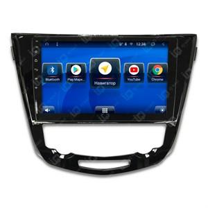 IQ NAVI TS9-2105CFMHD с DSP + 4G SIM + CarPlay для Nissan Qashqai (J11) (2014-2020), X-Trail (T32) (2015-2020) (для ручного кондиционера) на Android 8.1.0