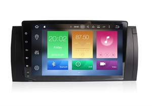 CarMedia MKD-B939-P6 для BMW 7 (E38), 5 (E39), M5 (E39), X5 (E53) на Android 10.0