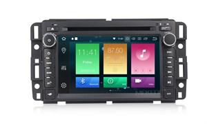 CarMedia MKD-G727-P6 для Chevrolet Tahoe III, Suburban XI 2006-2014 на Android 10.0