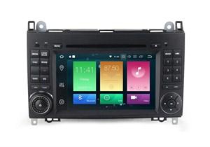 CarMedia MKD-M787-P6 для Mercedes A-klasse (W169) 2004-2012, B-klasse (W245) 2005-2011, Vito ll (W639) 2006-2014, Vito III (W447) 2014-2020, Viano ll (W639) 2006-2014, Sprinter на Android 10.0