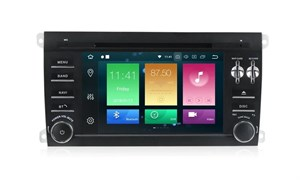 CarMedia MKD-P797-P6 для Porsche Cayenne I (955) 2002-2006, Cayenne I (957) 2007-2010 на Android 10.0