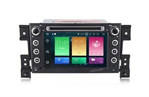 CarMedia MKD-S768-P6 для Suzuki Grand Vitara III 2005-2015 на Android 10.0