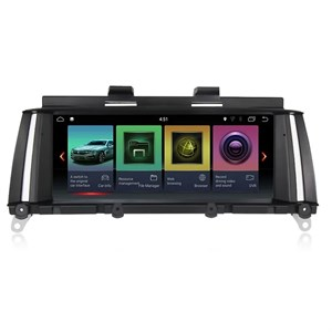 CarMedia MKD-B1015 для BMW X3 2011-2013 F25 для (CIC) на Android 8.1