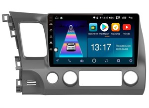 DayStar DS-7072Z с DSP + 4G SIM + CarPlay для Honda Civic (2007-2012) на Android 8.1.0