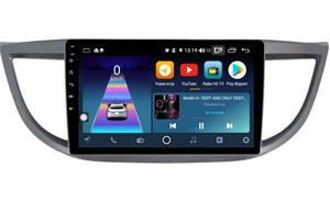 DayStar DS-7073Z с DSP + 4G SIM + CarPlay для Honda CR-V 2012+ на Android 8.1.0