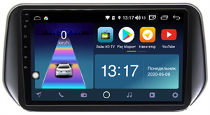 DayStar DS-7008Z с DSP + 4G SIM + CarPlay для Hyundai Santa Fe 2018+ на Android 8.1.0